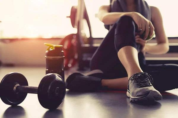 excessive exercise increase weight