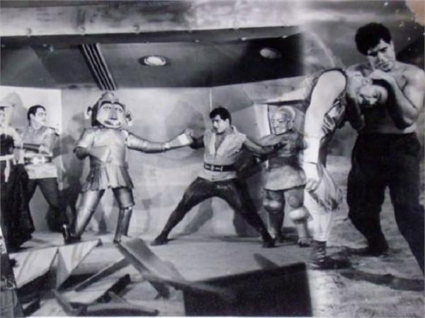 that time dara singh went to the moon before neil armstrong did