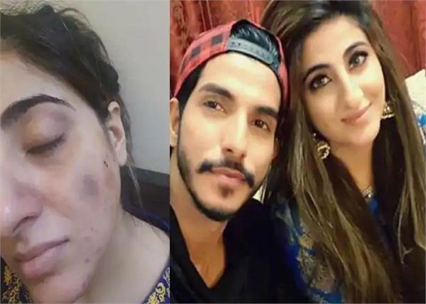 mohsin abbas haider accused of beating pregnant wife