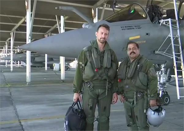 indian air force air marshal rafale france