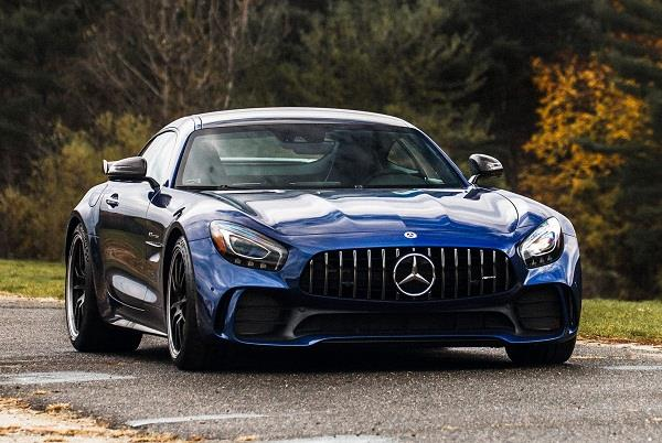 luxury car market shrinks