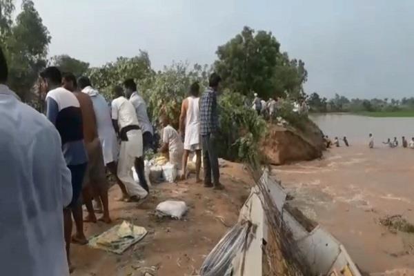 sangrur  water level  river