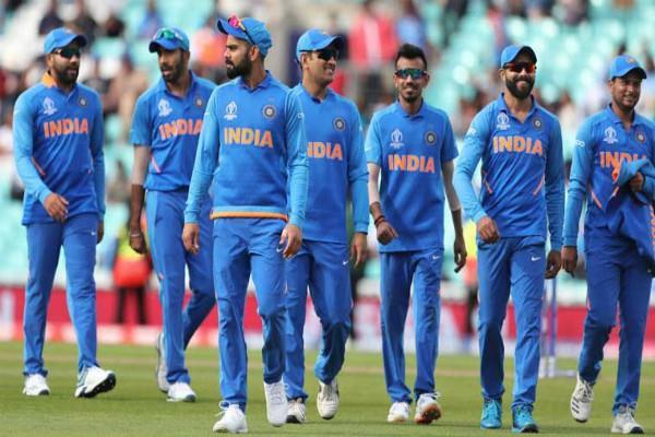 team india  prize money