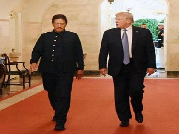 the us said to imran that now is the time to fulfill promises