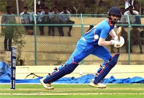 gaikwad and navdeep saini great game india a defeated west indies a