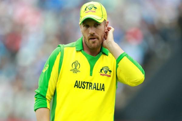 aaron finch  world cup 2019
