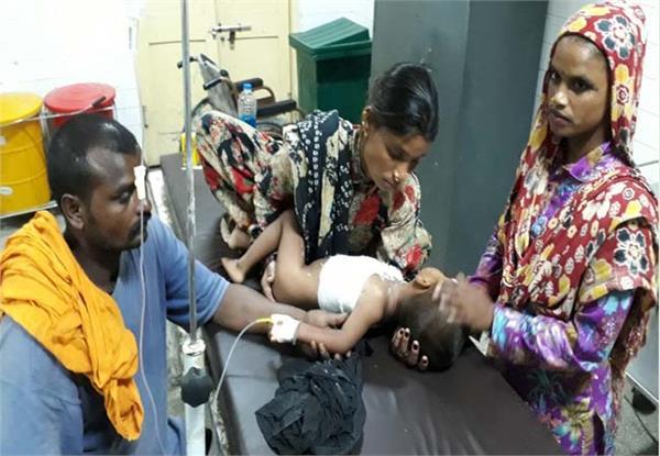 baby injured