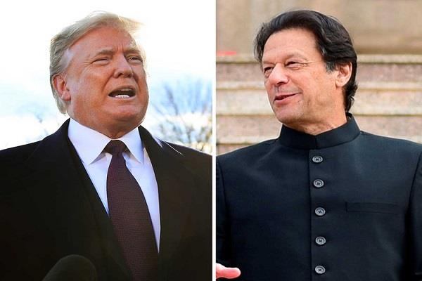 trump imran khan afghan peace talks