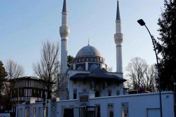 germany  mosques