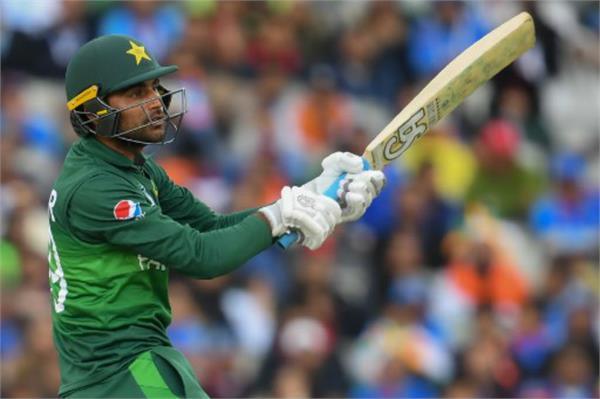 pakistani batsman fakhar zaman signs t20 blast deal with glamorgan