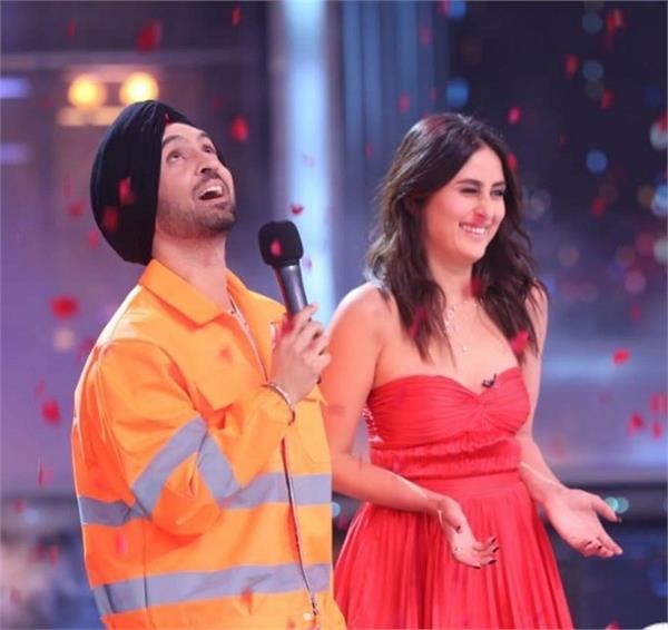 diljit dosanjh says he still gets nervous to talk to kareena kapoor khan