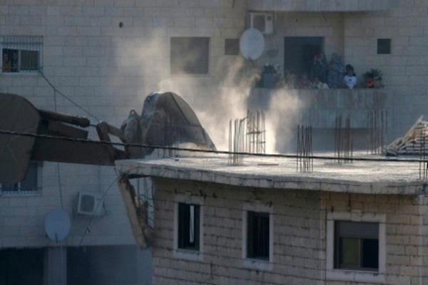 israel  palestinian homes