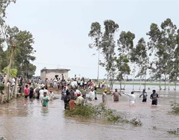 shatrana  river