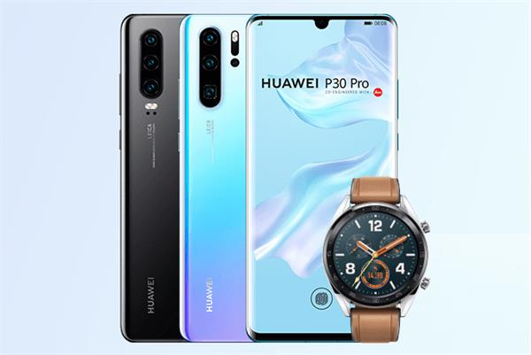 huawei watch gt worth 15999 rupees free with huawei p30 pro