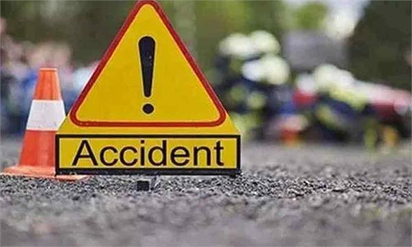road accident  person death