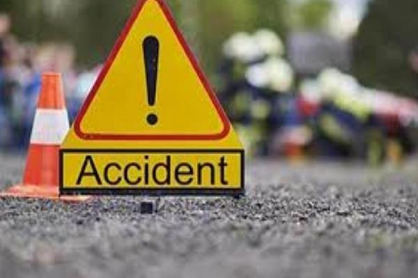bhawanigarh  car  motorcycle  collision
