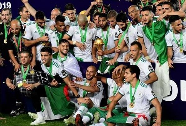 algeria  african champions