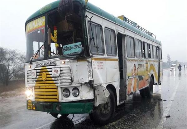 punjab roadways  bad condition buses