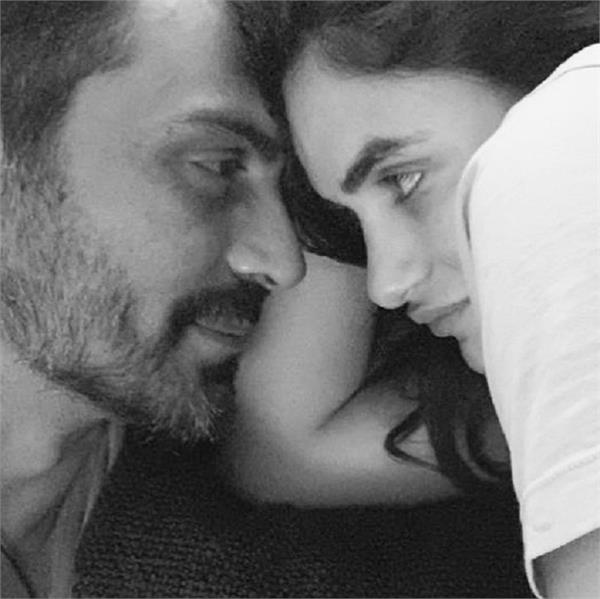 arjun rampal  s first pic with his baby boy