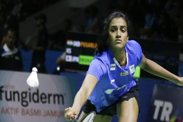 pv sindhu  indonesia open