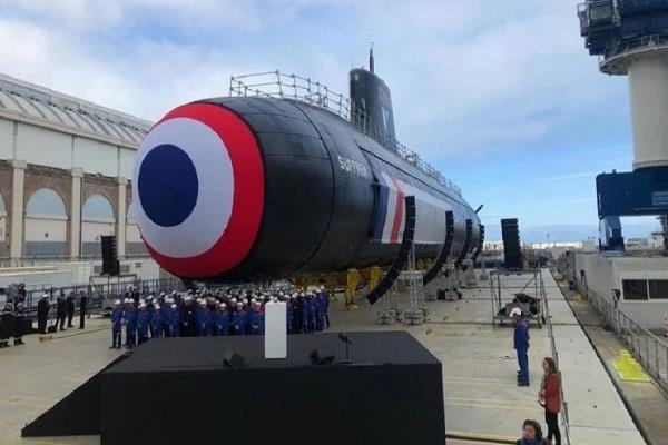 france  submarine suffren