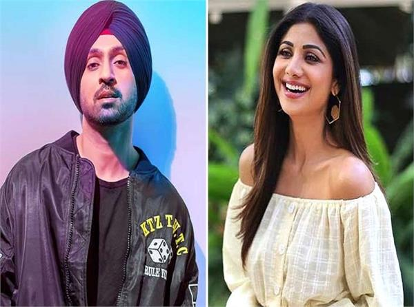 has shilpa shetty signed a film alongside diljit dosanjh