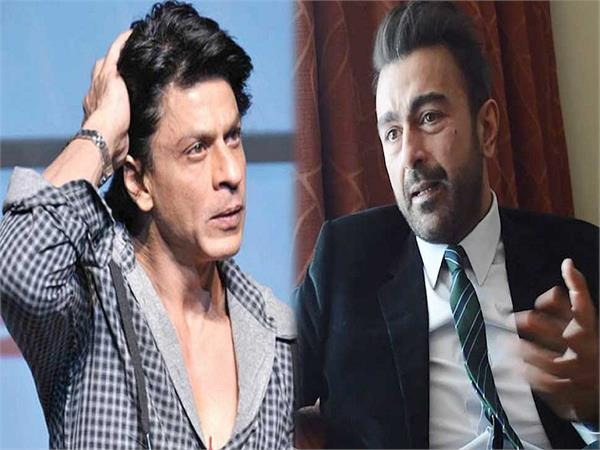 pakistani star slammed for criticising shah rukh khan