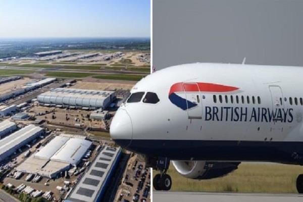 london british airways
