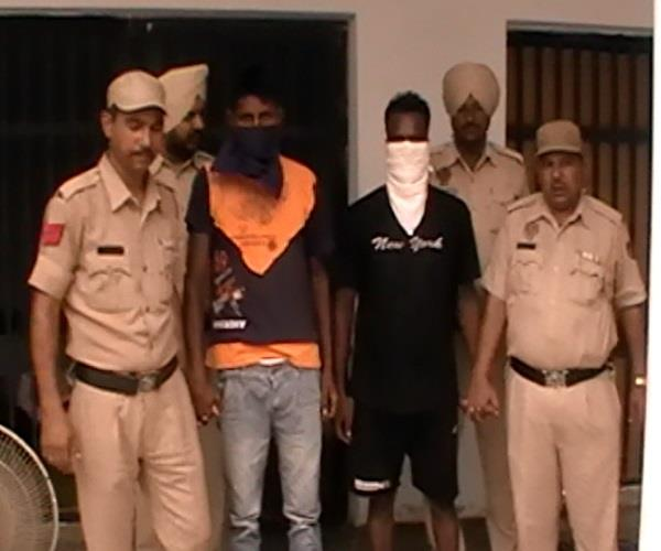 murder case  2 accused  arrest