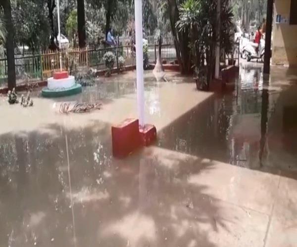 kapurthala  rain  water