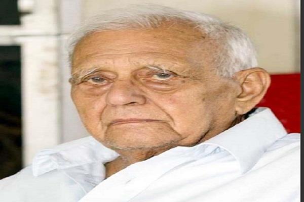 chamba pandit shiv kumar upmanyu passes away