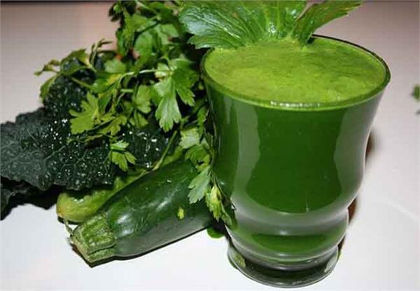 dhanie juice health benifits