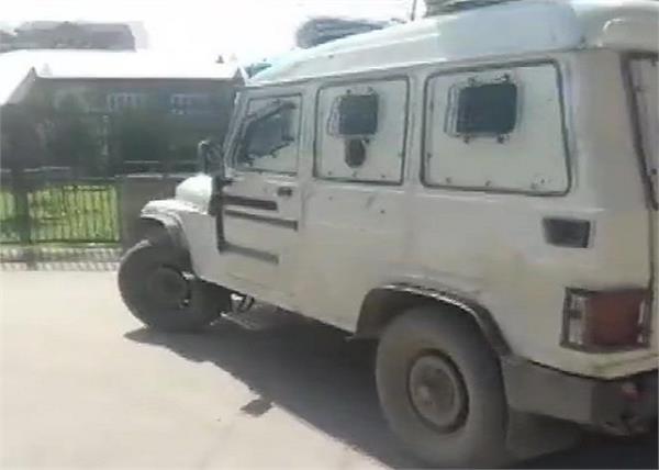 anantnag mehbooba mufti terrorist attack cousin pso martyr
