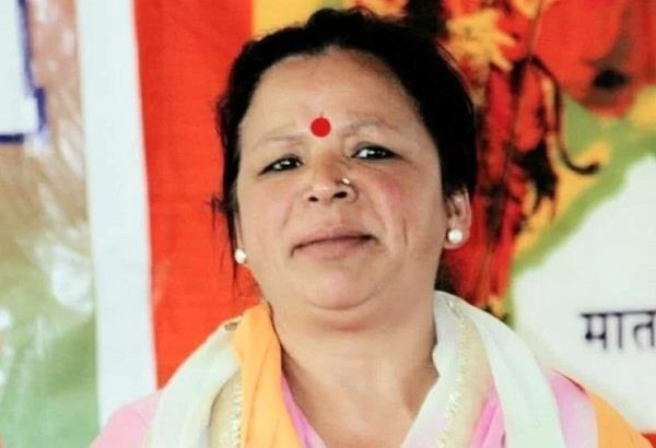 dhaneshwari thakur appointed bjp president