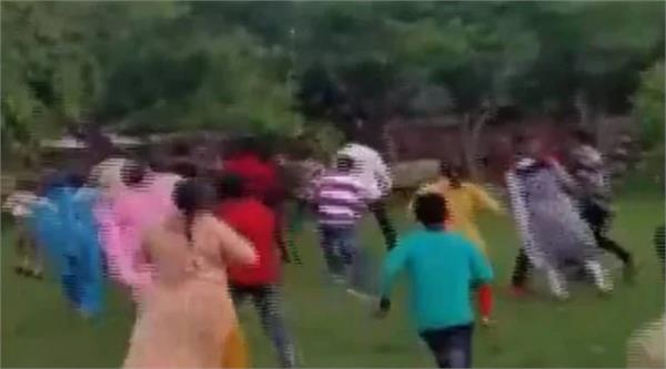 two groups  clash rajasthan  branch