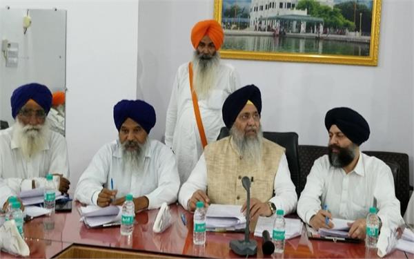 pawan saroop  sgpc  sikh organizations
