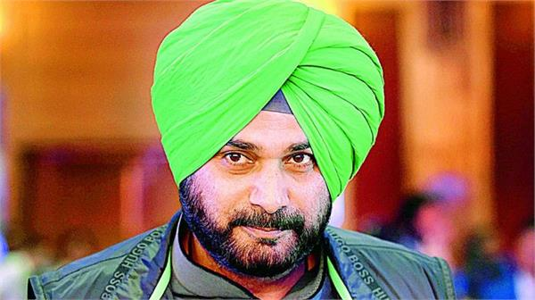 who will decide on navjot sidhu s resignation