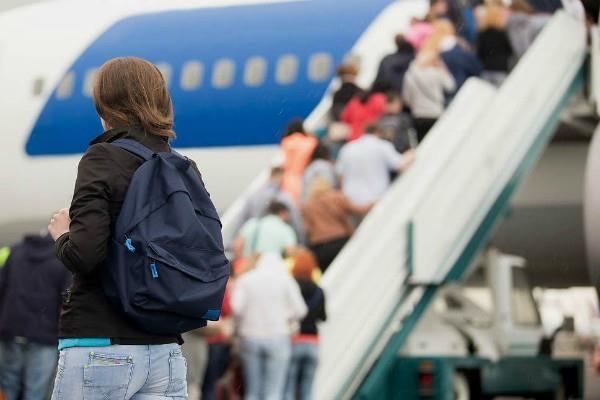 fastest increase in the number of air passengers in 5 months