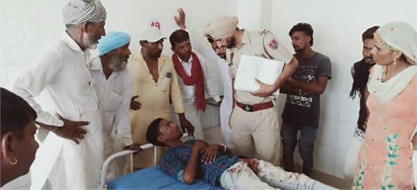 abohar road accident girl death