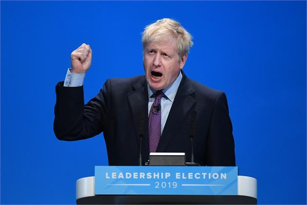 brexit agreement to remove controversial part  boris johnson