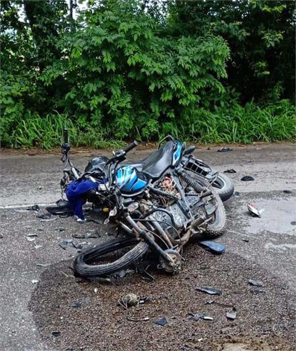 2 boys death due to road accident