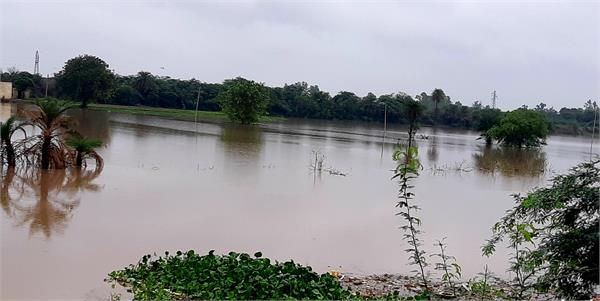 flood situation in 50 villages