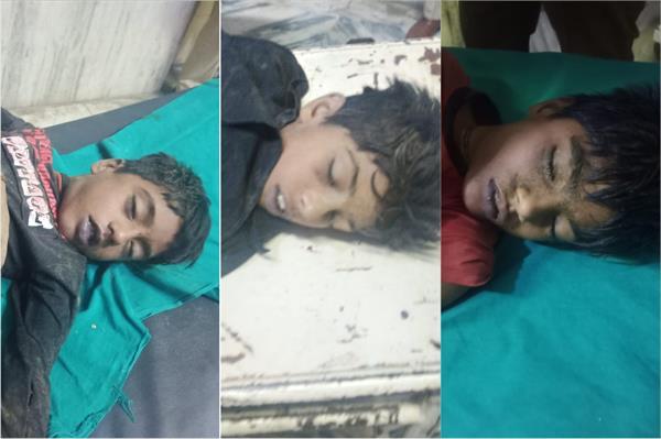 3 brothers death fatehgarh sahib