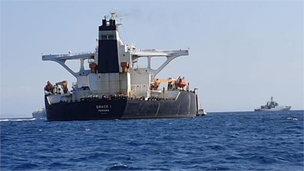 gibraltar court ordered to keep the iranian tanker in custody for 30 more days