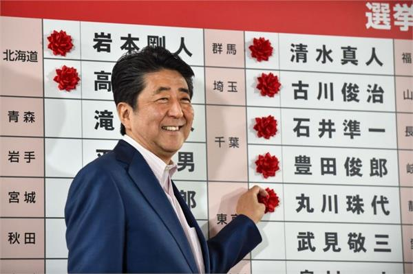 japan high house elections  the ruling alliance gets a majority