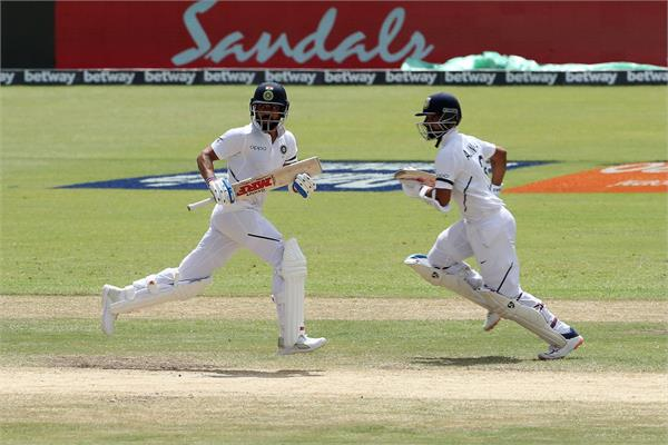 ind vs wi 1st test team india in strong position