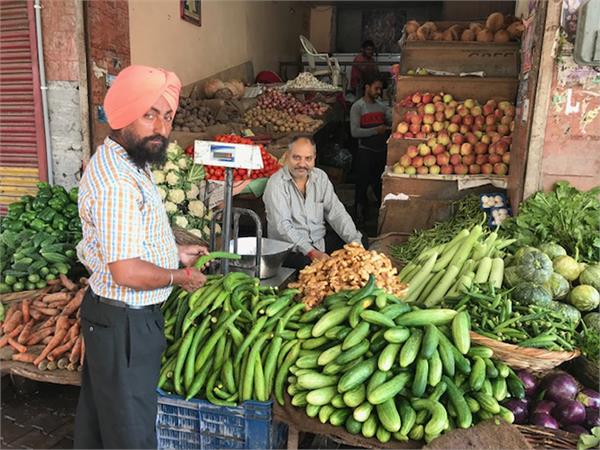 vegetable prices increase in rupnagar due to floods