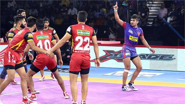 champion bangalore defeated delhi in second place