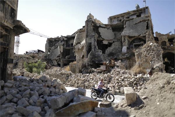59 killed in clashes in northwestern syria