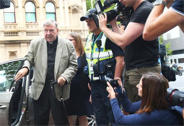 australia dismisses cardinal pell  s appeal over child molestation case